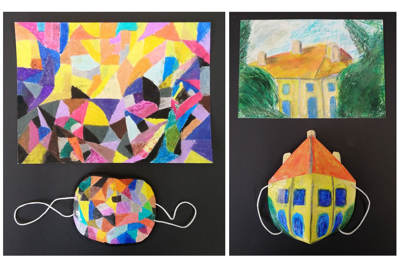 Kunst-Klasse-9-Kunstmaske2
