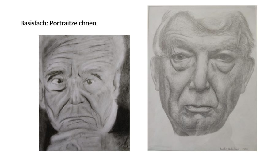 Was-wir-tun-Faecher-Kunst-Basisfach-Portrait